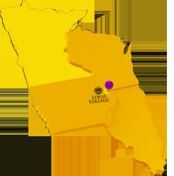 TriState Map MINNESOTA