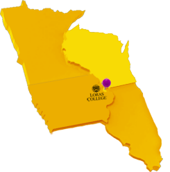 TriState Map Wisconsin